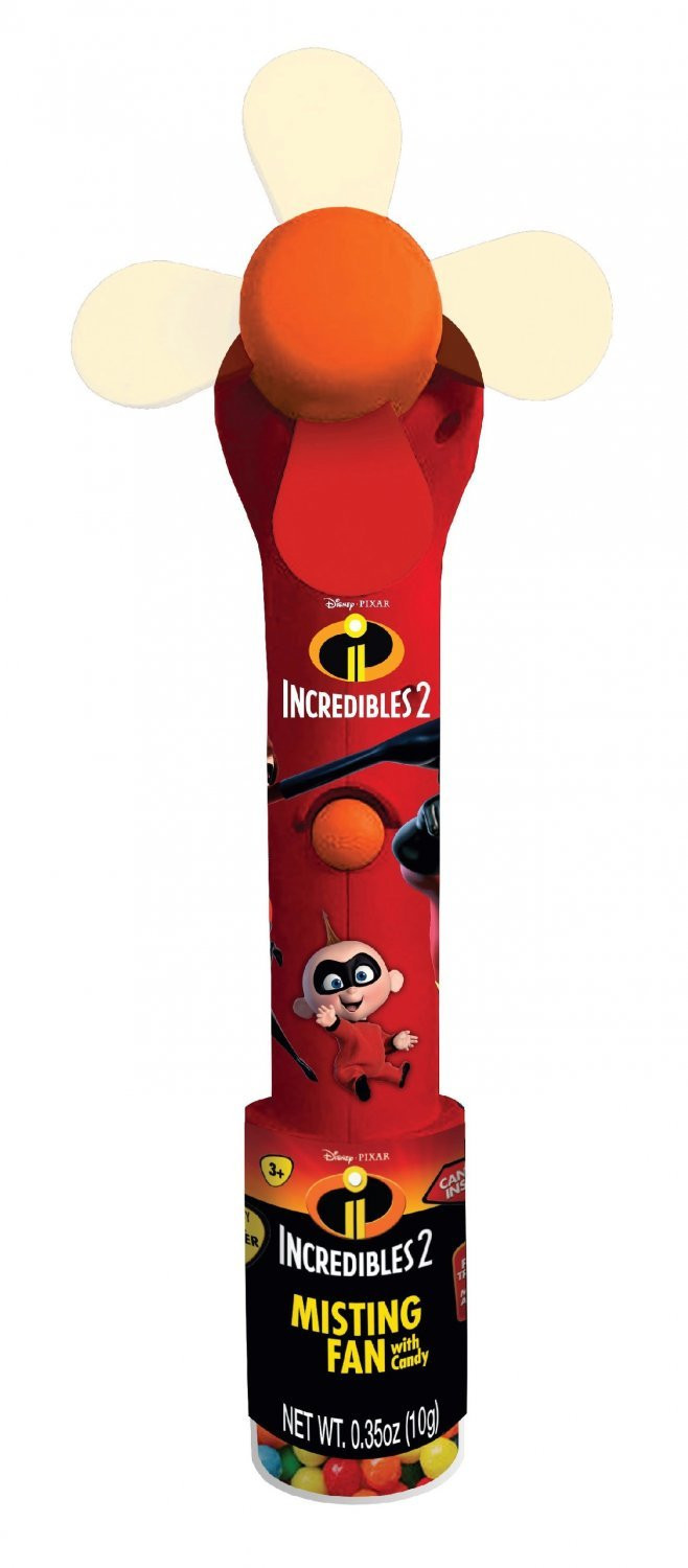 Disney ©Disney•Pixar The Incredibles 2 Mister Fan