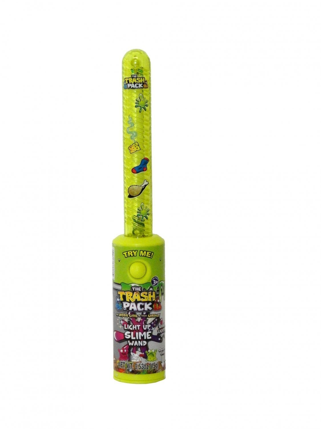 Trash Pack Trash Pack™ Light Up Slime Wand