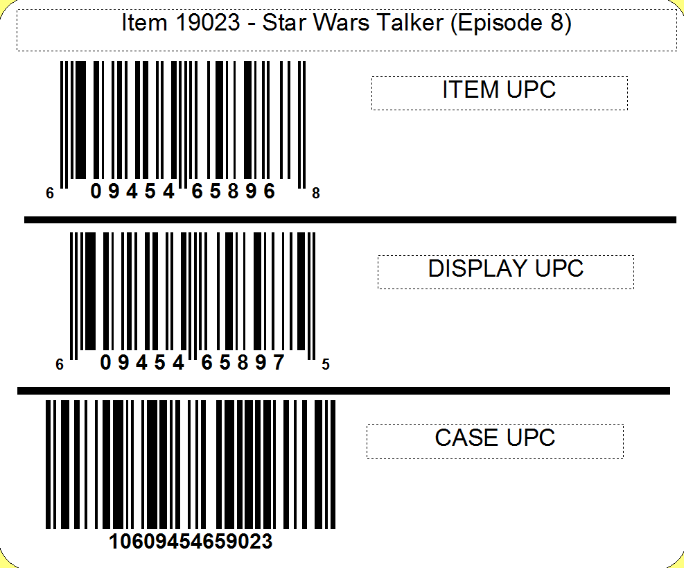 Star Wars Star Wars™ Episode 8 Talker