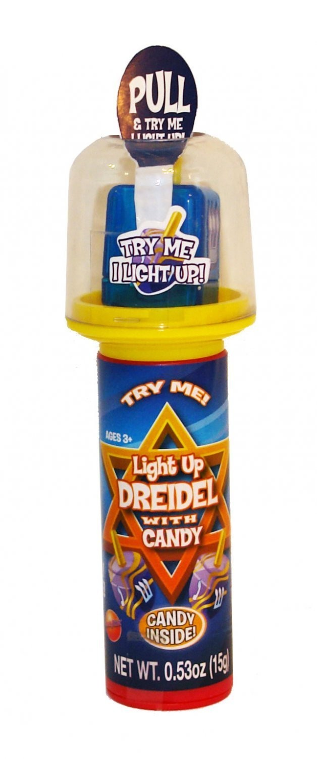 CandyRific  Light Up Dreidel