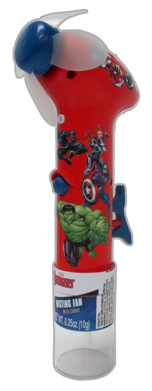 Marvel Avenger Mister Candy Fan