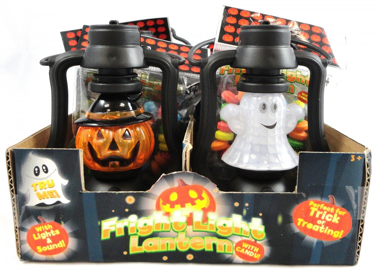 CandyRific  Spooky Sound & Light Lantern