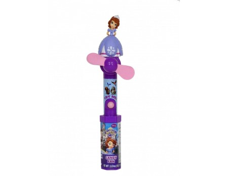 Disney ©Disney Sofia the First Character Fan with candy