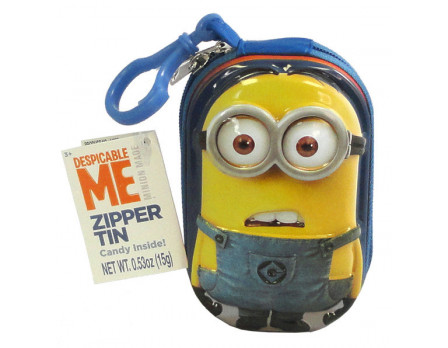 Minions Minion Zipper Tin