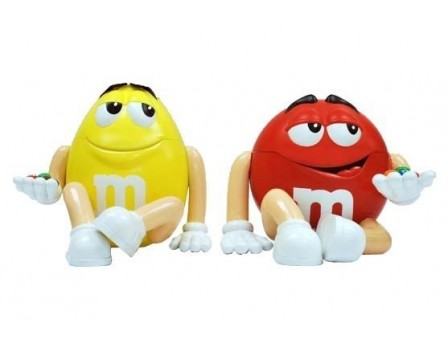 M&M's M&M'S ® Sit Down Dispenser