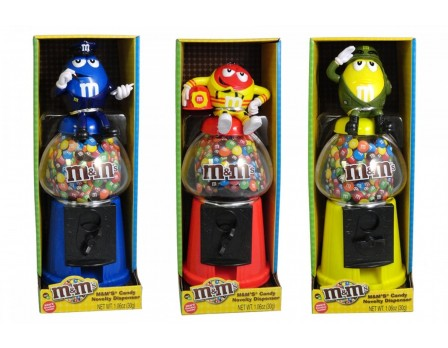 "M&M's M&M'S® 12"" American Hero Dispensers"