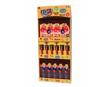 M&M's M&M'S ® Display 30ct