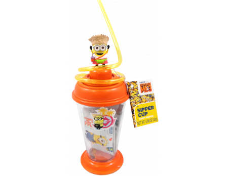 Minions Despicable Me 3 Sipper Cup