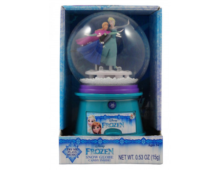 Disney ©Disney Frozen Snow Globe with candy