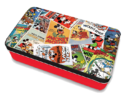 Disney ©Disney Mickey Mouse Candy Tin