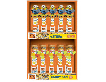 Minions Universal Despicable Me 3 Display Panel
