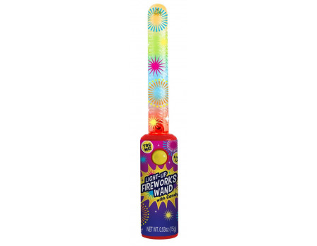 CandyRific  Fireworks Light & Sound Wand