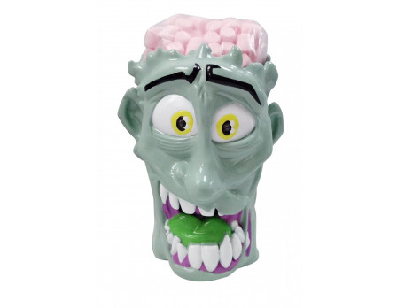 CandyRific  Zombie Head Candy Dish