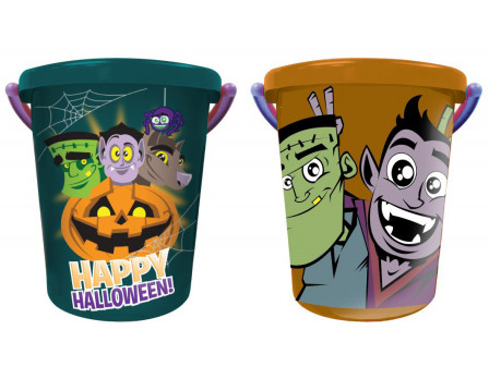 CandyRific  Light Up Trick or Treat Bucket
