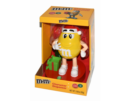 M&M's M&M'S® Christmas Stand Up Character Dispenser