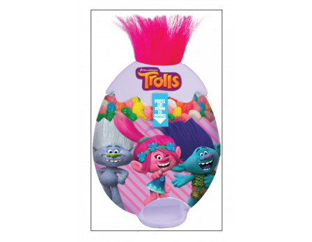 Dreamworks Trolls Large Egg Dispenser
