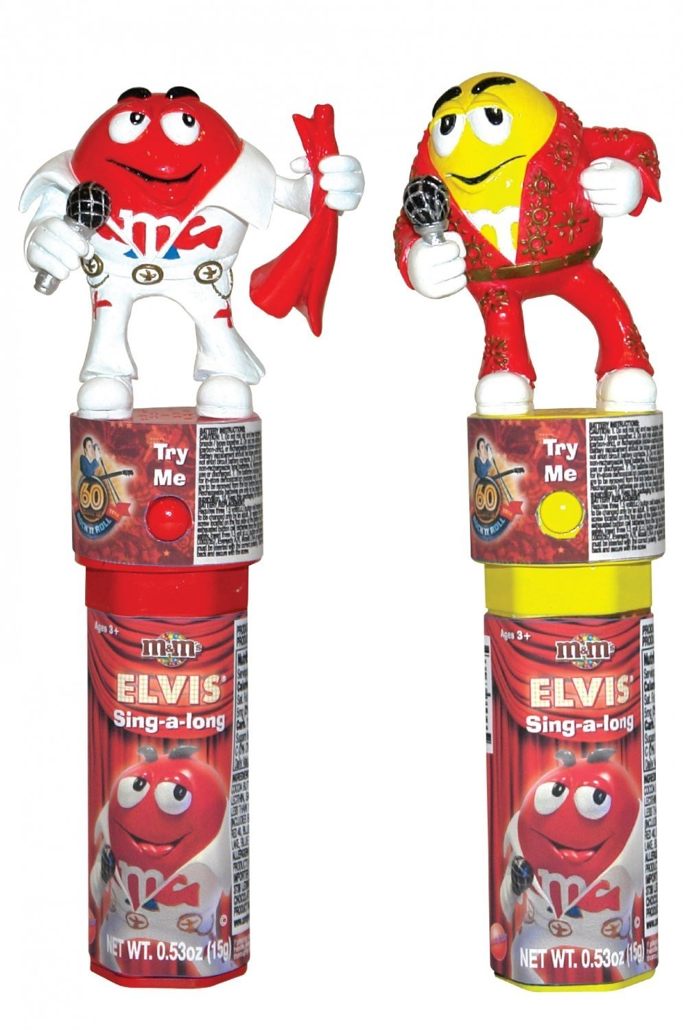 M&M's M&M'S ® Elvis Sings