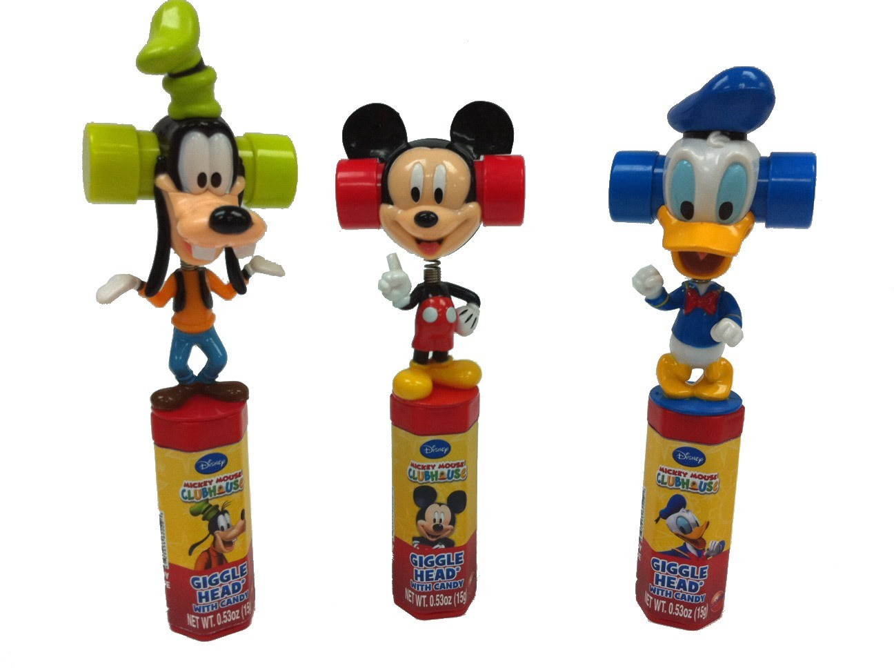 Disney ©Disney Mickey & Friends Giggle Head with candy