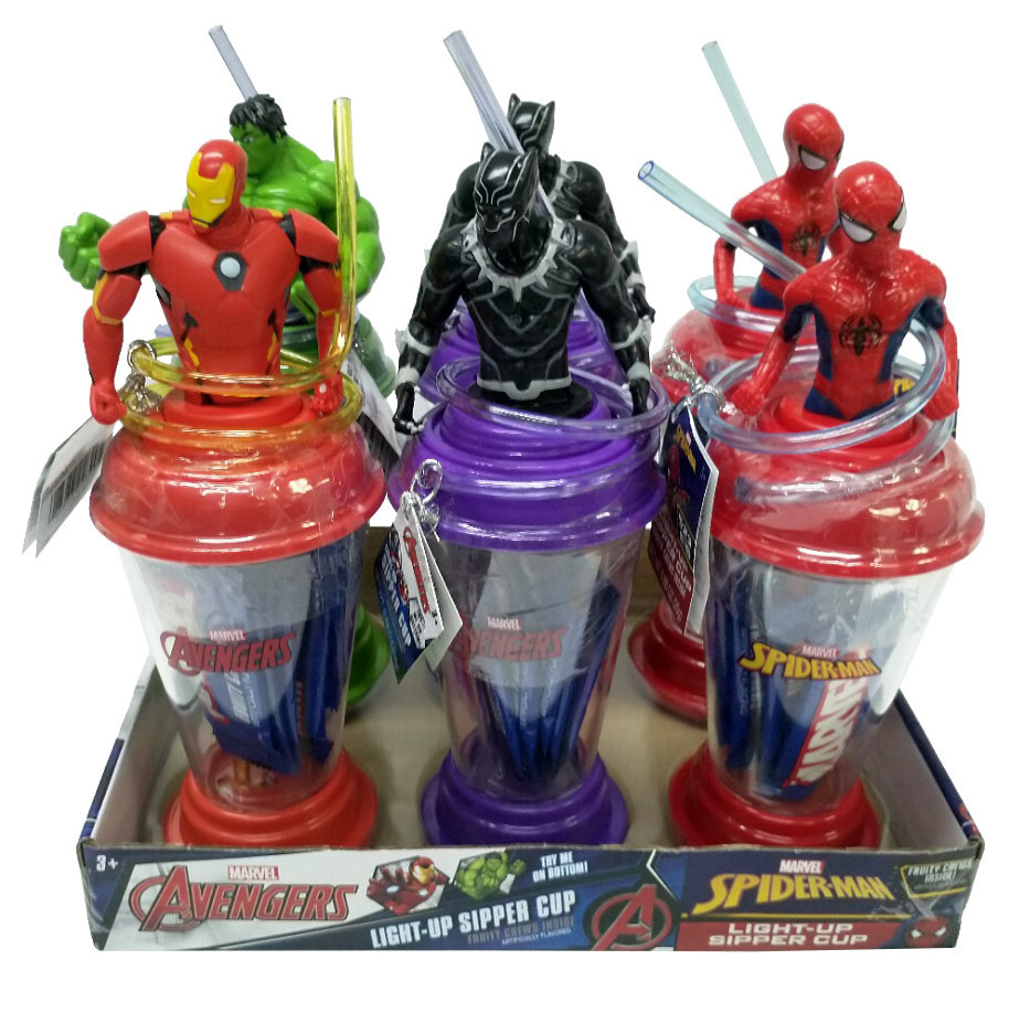 Marvel Avengers Light Up Sipper Cup
