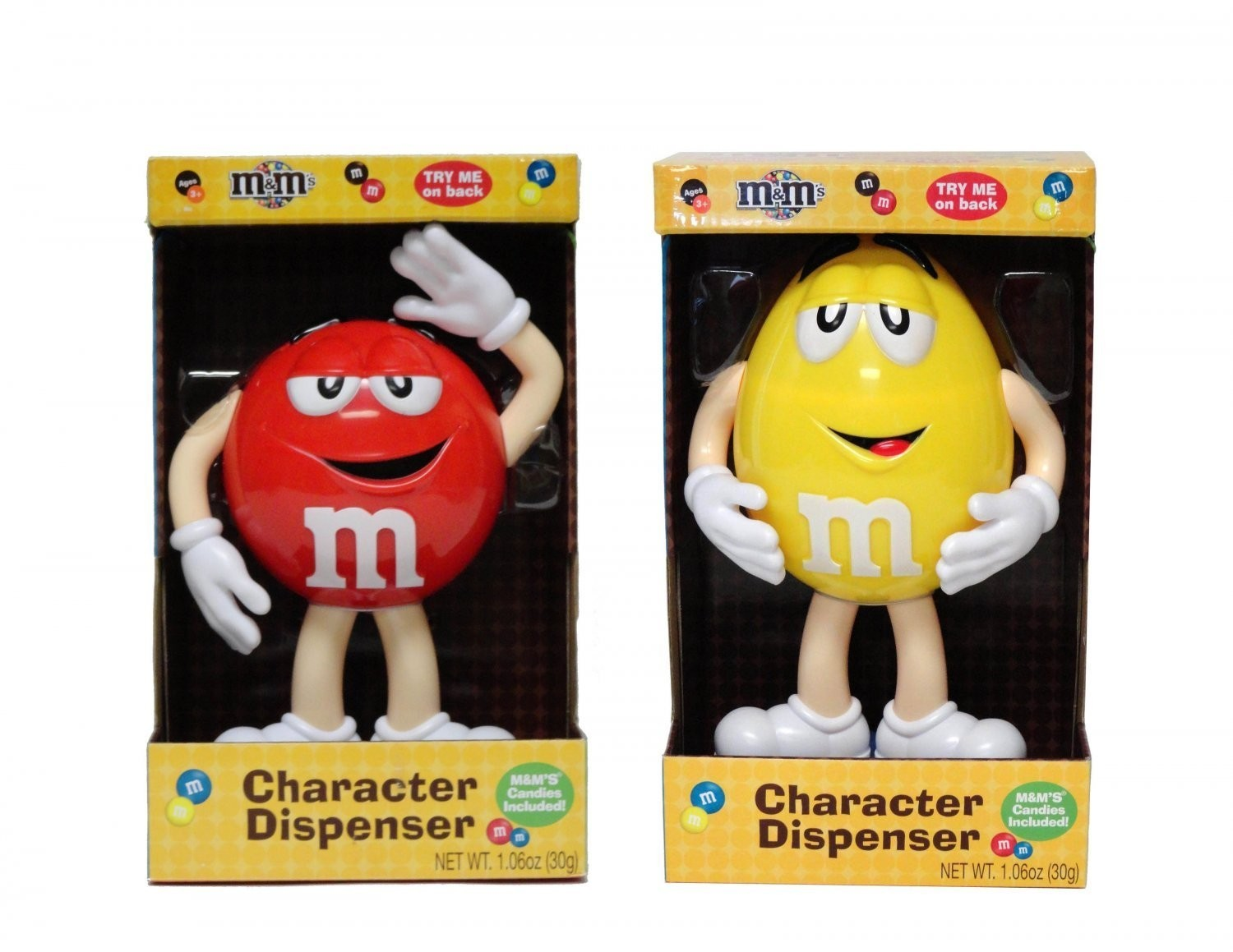 M&M's M&M'S ® Stand Up Character Dispenser