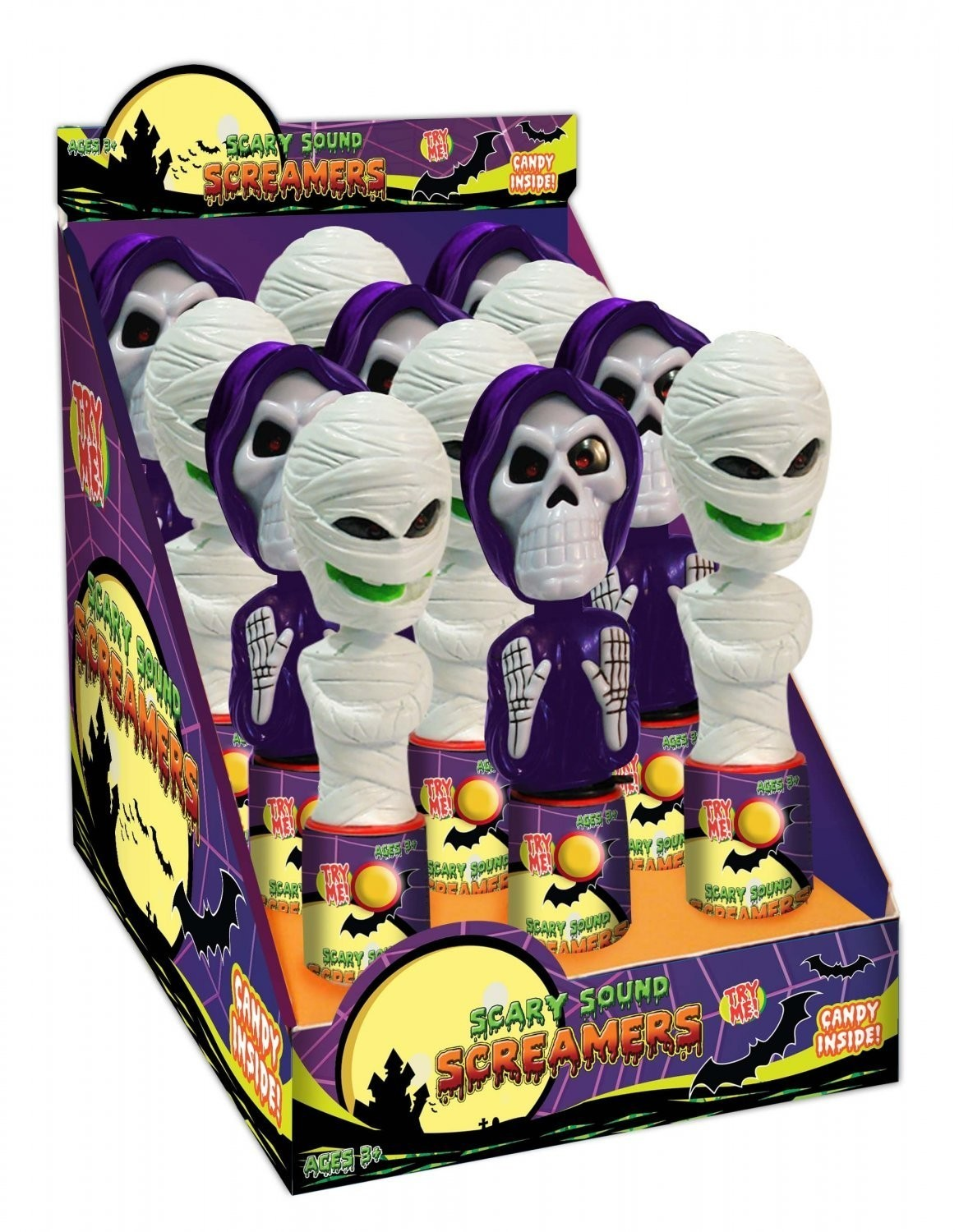 CandyRific  Halloween Screamers
