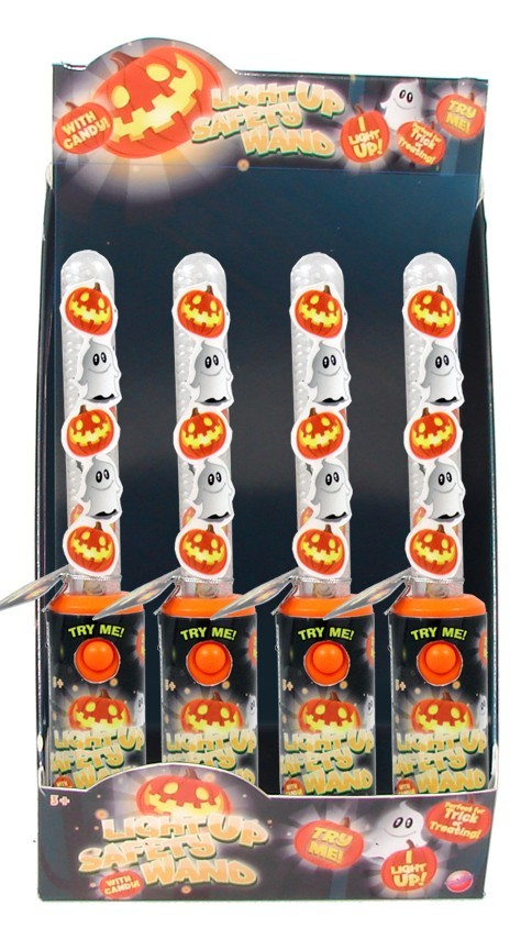 CandyRific  Halloween Light Up Wand