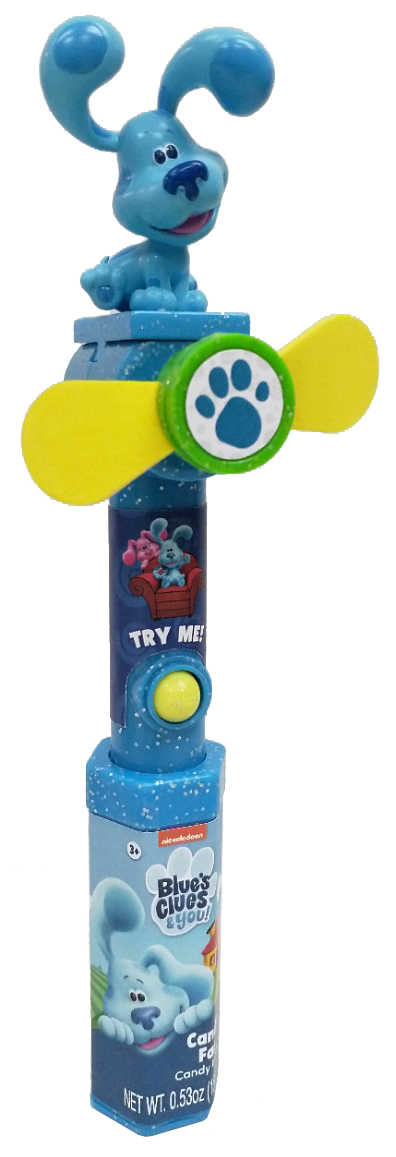 Nickelodeon Blue's Clues Character Fan, 2/12ct