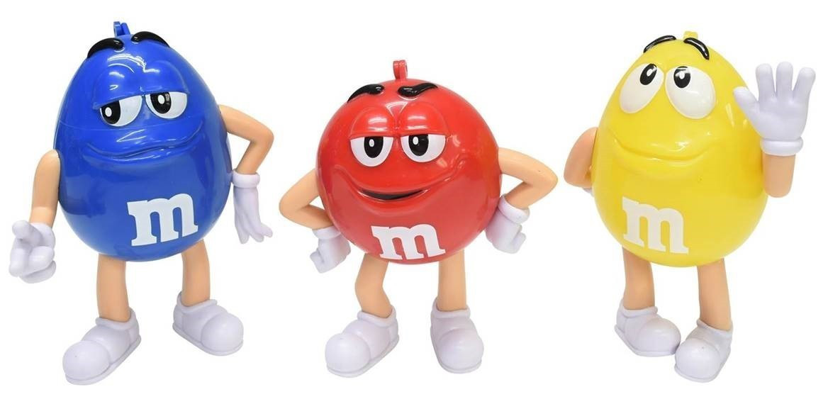 M&M's M&M'S® Character Case