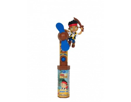 Disney ©Disney Jake and the Neverland Pirates Character Fan with candy