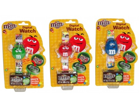 M&M's M&M'S ® Wrist Watch