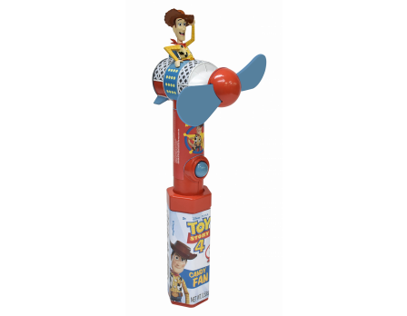 Disney ©Disney•Pixar Toy Story 4 Character Fan, 2/12ct
