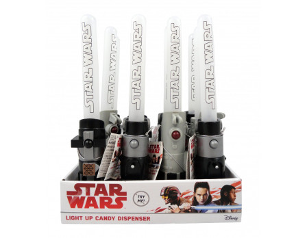 Star Wars Star Wars™ Light Up Lightsaber, 2/12ct