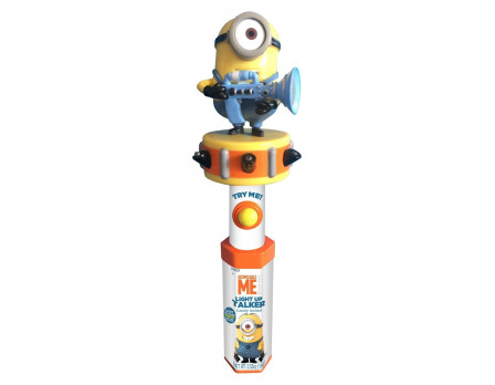 Universal Despicable Me 2 Light & Sound Talker