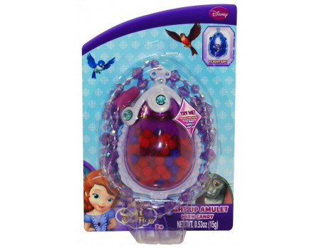 Disney ©Disney Sofia the First Light Up Amulet with candy