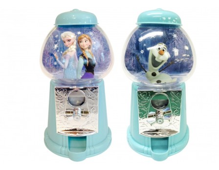 Disney 9 inch Dispenser with Candy featuring Disney's Frozen