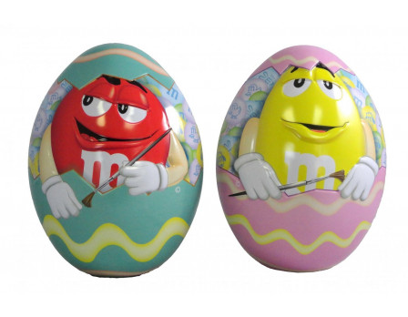 M&M's M&M'S® Easter Embossed Egg Tin