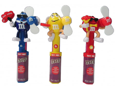 M&M's M&M'S® Valentines Fan