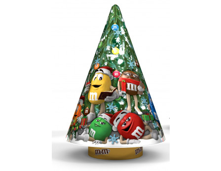 M&M's M&M'S® Sound & Motion Christmas Tree Tin