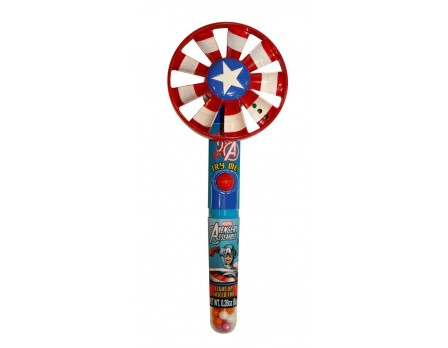 Marvel Avengers Shield Candy Fan