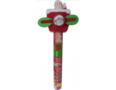 CandyRific  Santa Light Up Fan