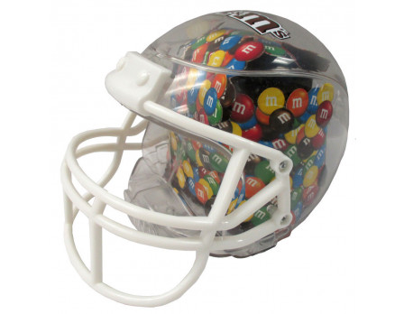 M&M's M&M'S® Football Helmet Candy Dish