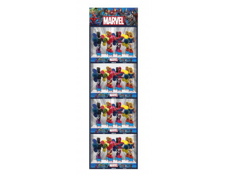 Marvel Avengers Fan Display Panel, 32ct