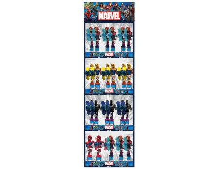 Marvel Avengers Fan Display Panel, 25ct