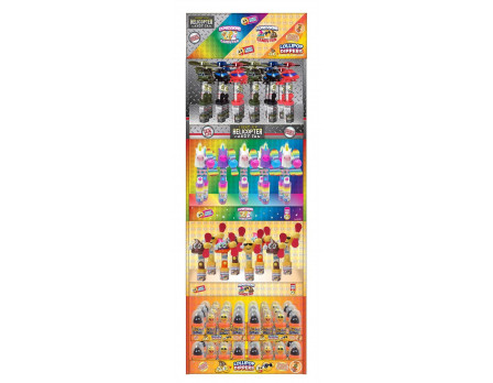 CandyRific  CandyRific Assorted 2019 Display Panel, 42ct