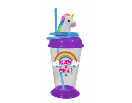 CandyRific  Unicorn Light Up Sipper Cup