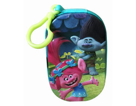 Dreamworks Trolls Zipper Tin
